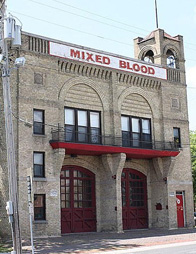 Mixed Blood Theater on the West Bank